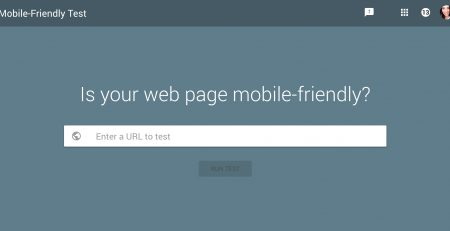 google mobile responsive test